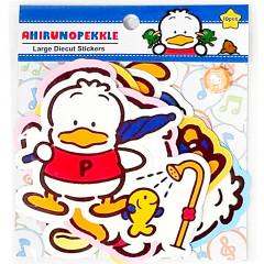 Sanrio Big Sticker - Ahirunopekkle