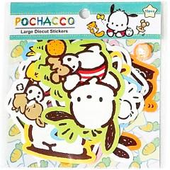 Sanrio Big Sticker - Pochacco