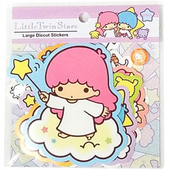 Sanrio Big Sticker - Little Twin Stars