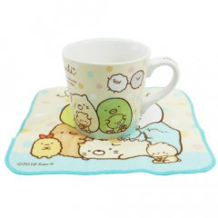 Japan Sumikko Gurashi Mug & Mini Towel Set Gift