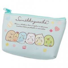 Japan Sumikko Gurashi Purse Mini Pouch - Dolls