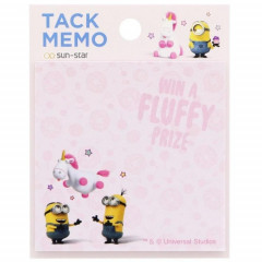 Japan Despicable Me Minions Sticky Memo