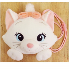 Japan Disney Plush Bag - Marie Cat