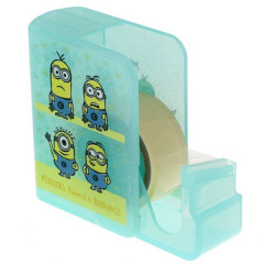 Japan Despicable Me Masking Tape Cutter - Minions