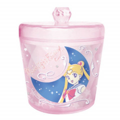 Sailor Moon Canister - Glitter Pink