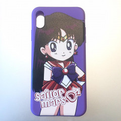 Sailor Mars Comic Purple Phone Case