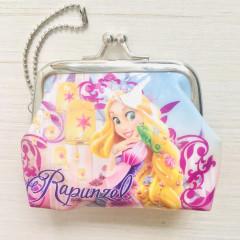 Japan Disney Coin Purse Mini Pouch - Rapunzel