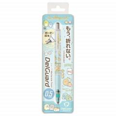 Japan Sumikko Gurashi Zebra DelGuard 0.5mm Lead Mechanical Pencil - Blue