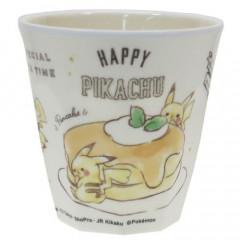 Japan Pokemon Acrylic Cup - Pikachu Pancake