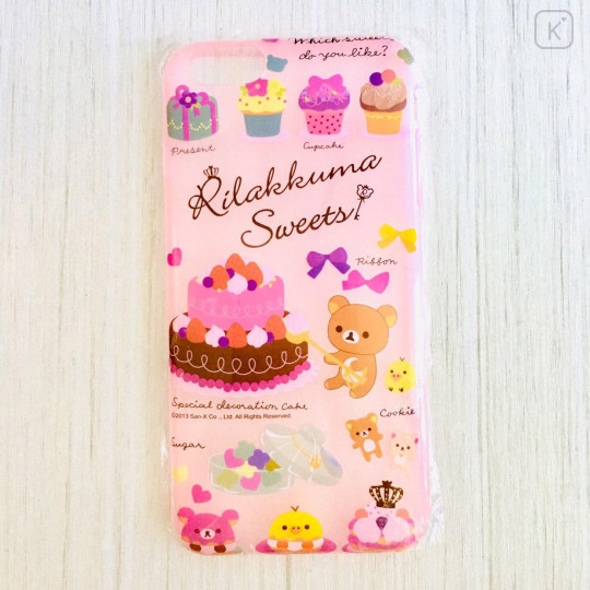 Rilakkuma Sweets Phone Case - iPhone 6 Plus & iPhone 6s Plus - 1
