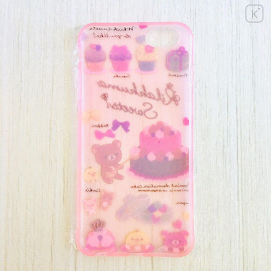 Rilakkuma Sweets Phone Case - iPhone 6 Plus & iPhone 6s Plus - 2