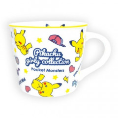 Japan Pokemon Ceramic Mug - Pikachu