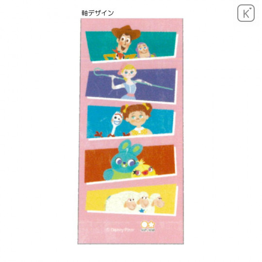 Japan Disney 2 Color Multi Pen & Mechanical Pencil - Toy Story 4 Characters - 2