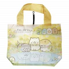 Japan San-X Sumikko Gurashi Eco Shopping Bag - Yellow