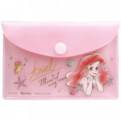 Japan Disney Store Little Mermaid Ariel Sticky Memo & Folder Set