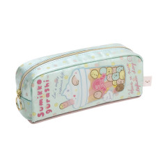 Japan San-X Pencil Case (M) - Sumikko Gurashi Tapoka