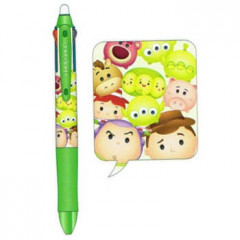 Japan Disney × Pilot FriXion Erasable 0.5mm 3-Color Multi Gel Pen - Tsum Tsum Toy Story