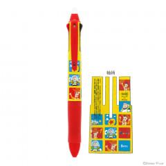 Japan Disney × Pilot FriXion Erasable 0.5mm 3-Color Multi Gel Pen - Toy Story Woody & Buzz