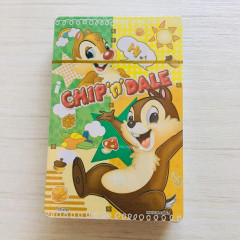 Japan Disney Playing Cards - Chip & Dale