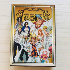 Japan One Piece Playing Cards - One Piece Film Gold