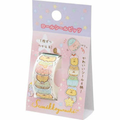 Japan San-X Sumikko Gurashi Seal Sticker Roll