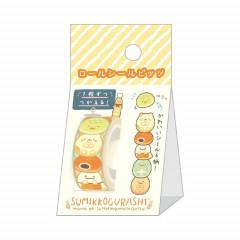 Japan San-X Sumikko Gurashi Seal Sticker Roll - Bread