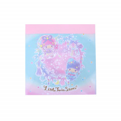 Japan Sanrio Memo Pad - Little Twin Stars