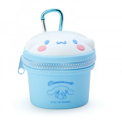 Japan Sanrio Mini Pouch with Hook - Cinnamoroll