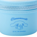 Japan Sanrio Mini Pouch with Hook - Cinnamoroll - 4