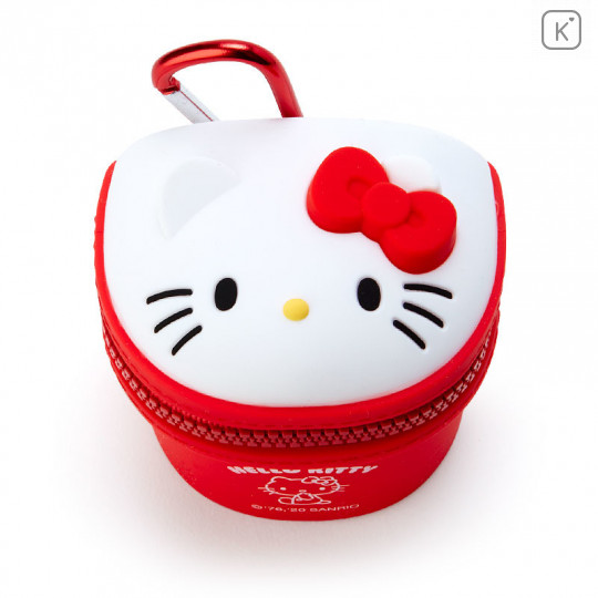 Japan Sanrio Mini Pouch with Hook - Hello Kitty - 2