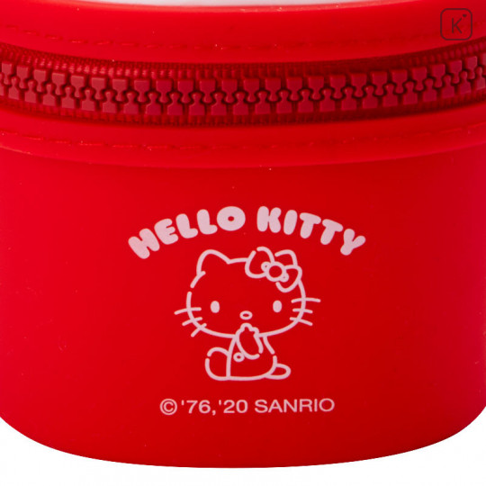 Japan Sanrio Mini Pouch with Hook - Hello Kitty - 4