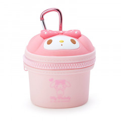 Japan Sanrio Mini Pouch with Hook - My Melody