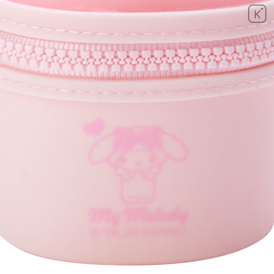 Japan Sanrio Mini Pouch with Hook - My Melody - 4
