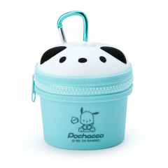 Japan Sanrio Mini Pouch with Hook - Pochacco