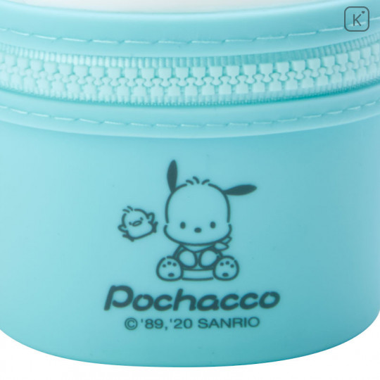 Japan Sanrio Mini Pouch with Hook - Pochacco - 4