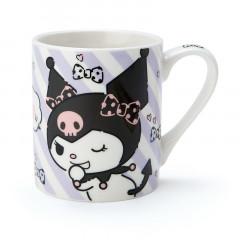 Japan Sanrio Pottery Mug - Kuromi
