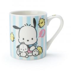 Japan Sanrio Pottery Mug - Pochacco