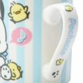 Japan Sanrio Pottery Mug - Pochacco - 7