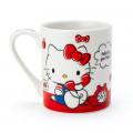 Japan Sanrio Pottery Mug - Hello Kitty - 2