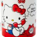 Japan Sanrio Pottery Mug - Hello Kitty - 6