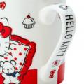 Japan Sanrio Pottery Mug - Hello Kitty - 7