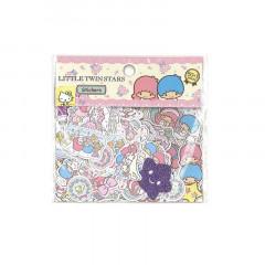 Sanrio Washi Seal Sticker - Little Twin Stars