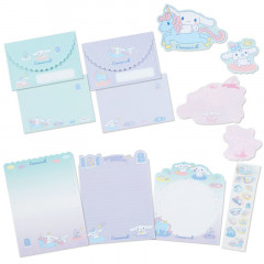 Japan Sanrio Letter Envelope Set - Cinnamoroll