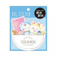 Japan Doraemon Big Sticker