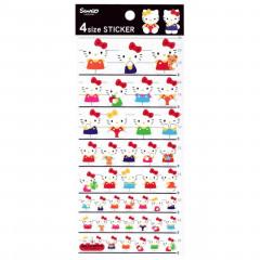 Sanrio Sticker - Hello Kitty Tracing Sticker