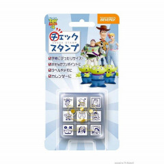 Japan Disney Stamp Chops - Toy Story 4
