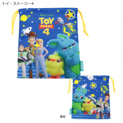 Japan Disney Drawstring Bag - Toy Story 4