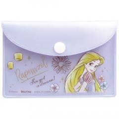 Japan Disney Store Rapunzel Sticky Notes & Folder Set