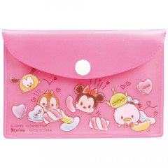 Japan Disney Sticky Memo - Tsum Tsum Pink
