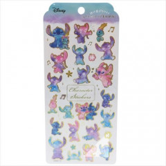 Japan Disney Sticker - Stitch Watercolor